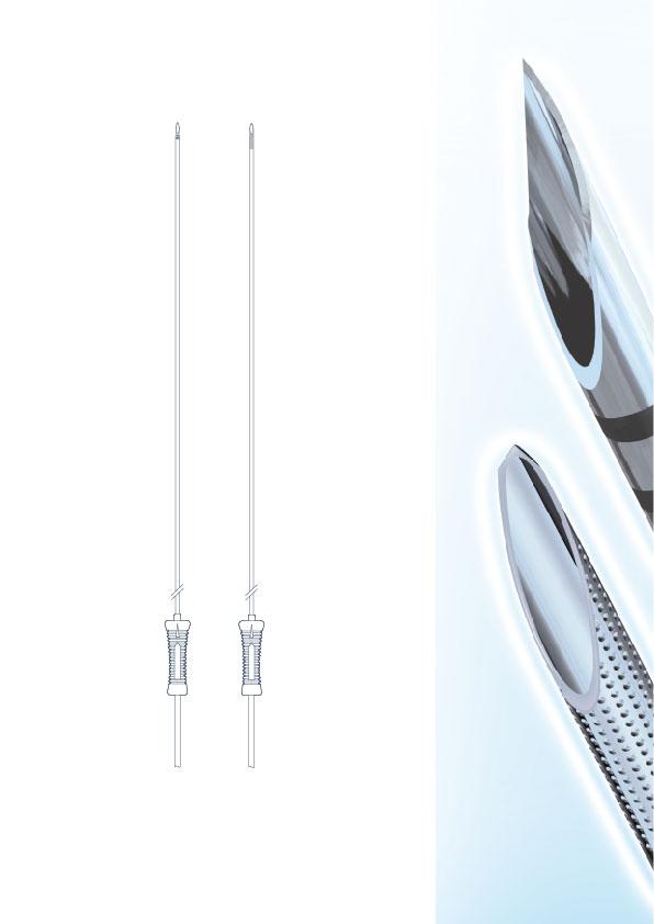 Follicle Aspiration Needle – single-lumen : GYNEMED Medizinprodukte ...